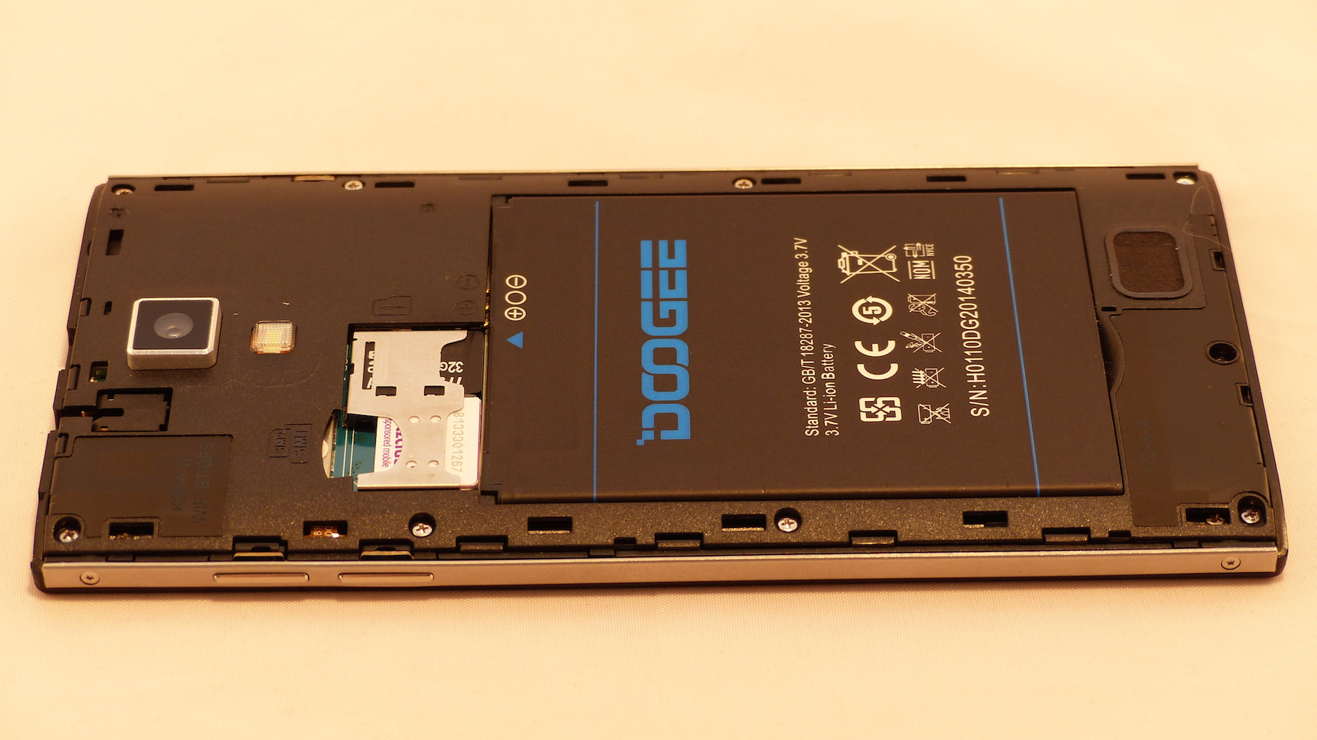 Doogee Turbo DG2014 im Test