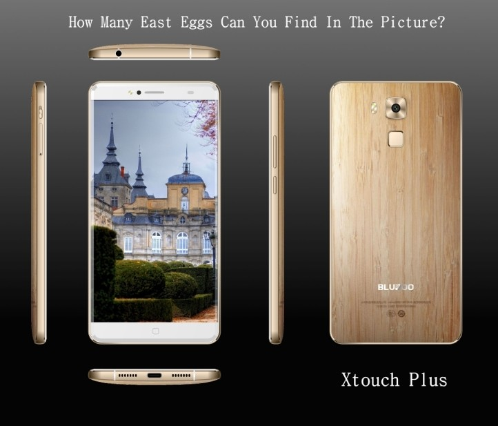 Bluboo Xtouch Plus high-end Phablet angekündigt