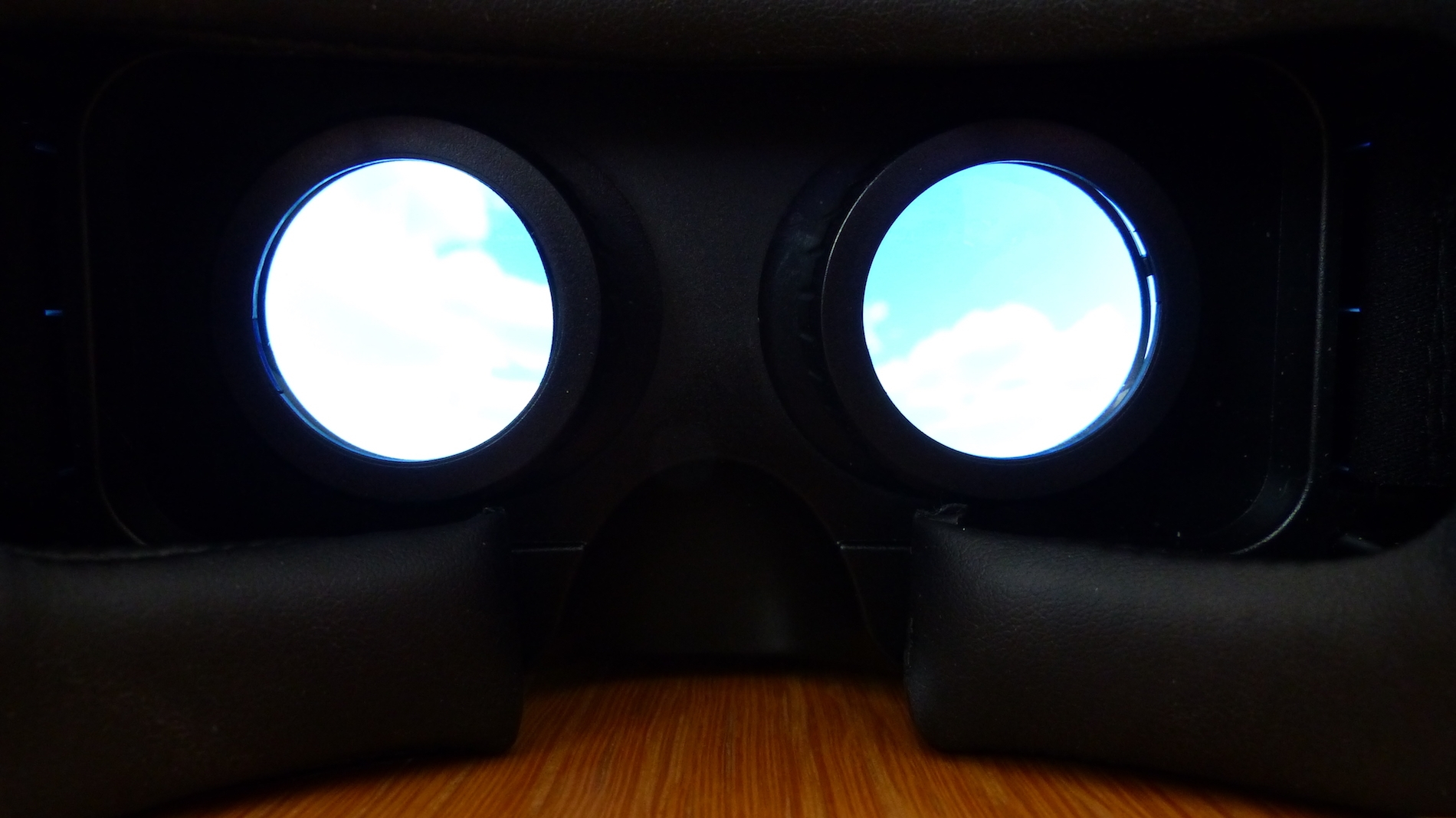vr shinecon 3d vr glasses im test. Black Bedroom Furniture Sets. Home Design Ideas