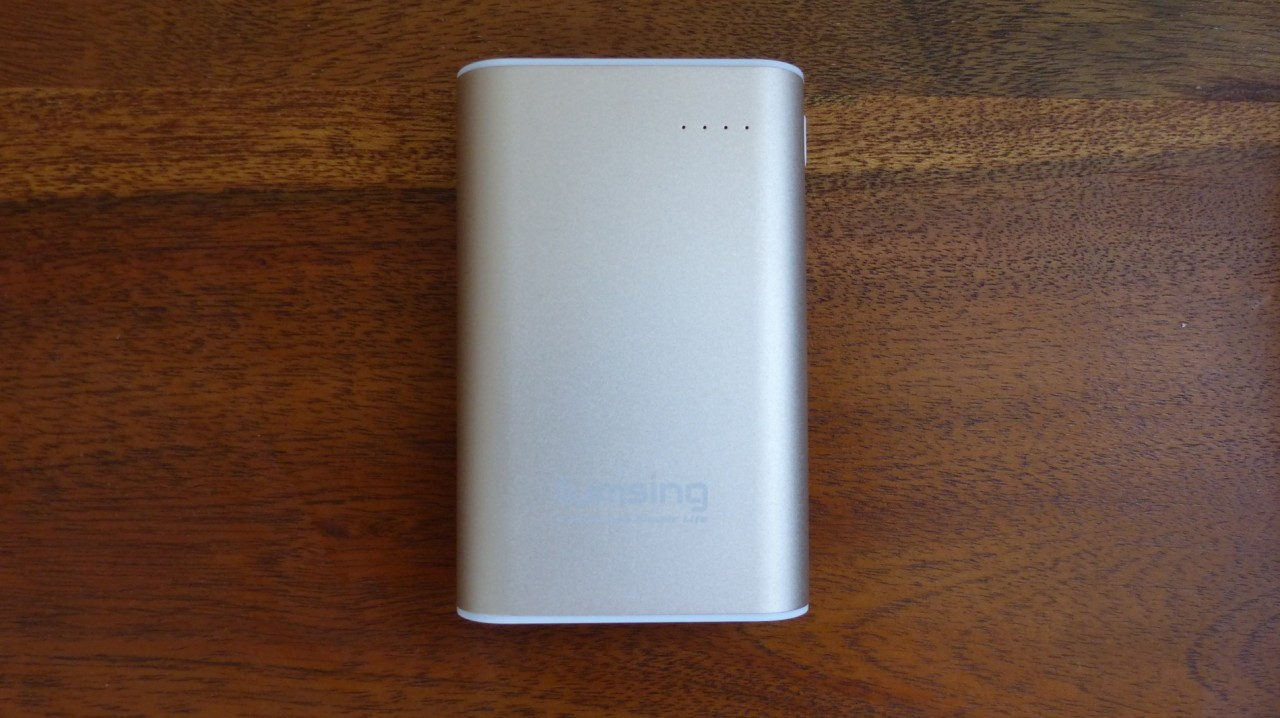 Lumsing Grand A1 Mini Power Bank Test