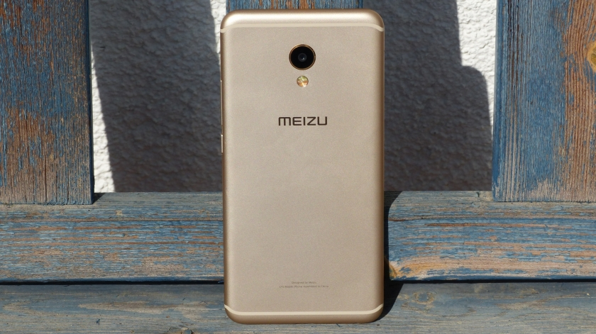 Meizu MX6 Test