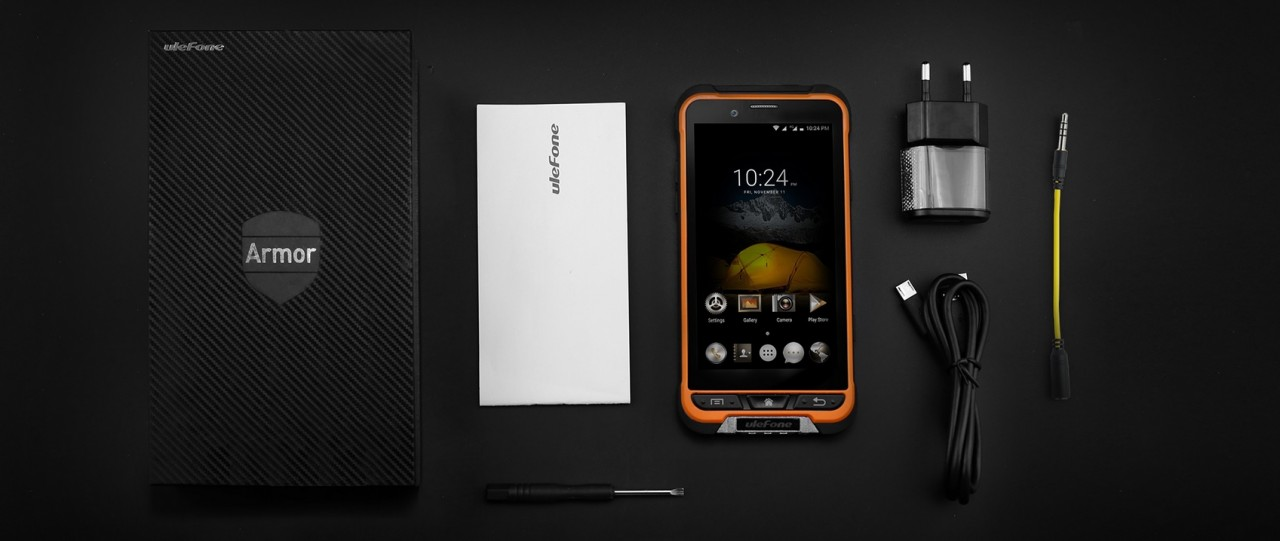 Ulefone Armor: Neues Rugged Phone
