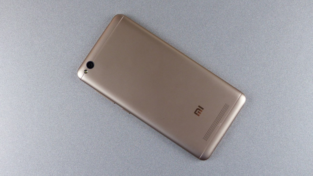 Xiaomi Redmi 4A Test