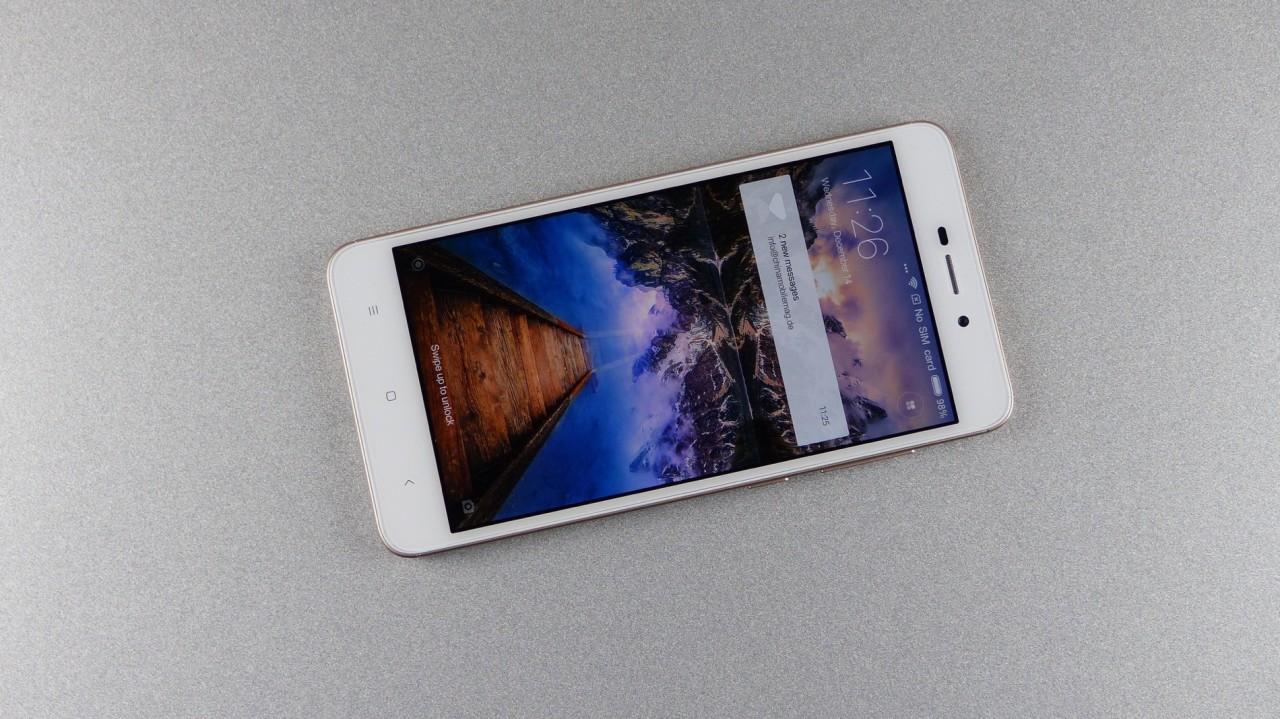 Xiaomi Redmi 4a Review Klein Gnstig Gut 2 16gb