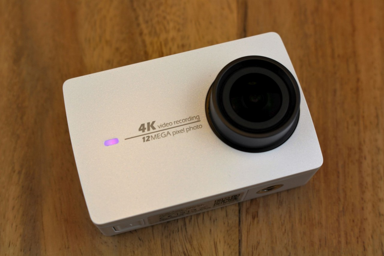 xiaomi yi 4k review gute action cam aus china. Black Bedroom Furniture Sets. Home Design Ideas
