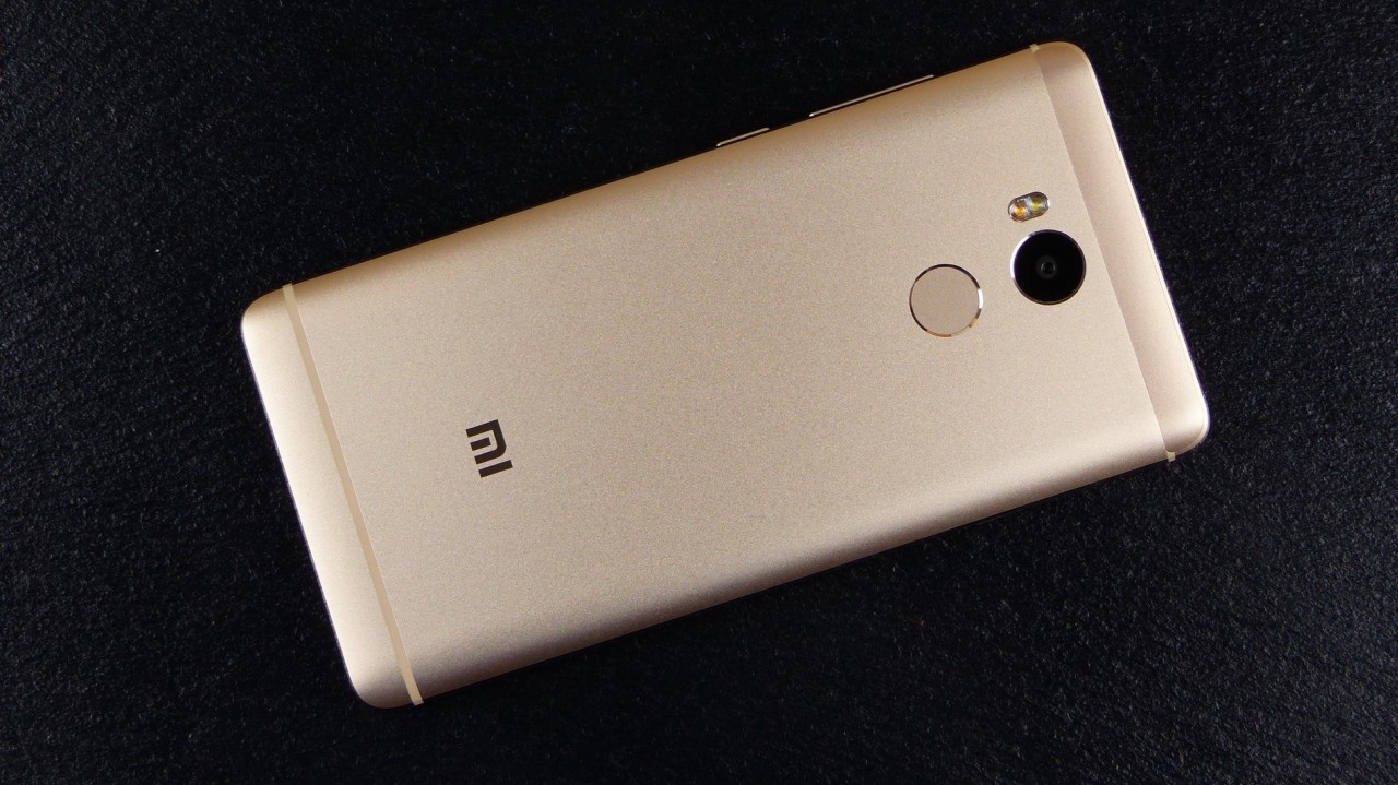 Xiaomi Redmi 4 Prime Test