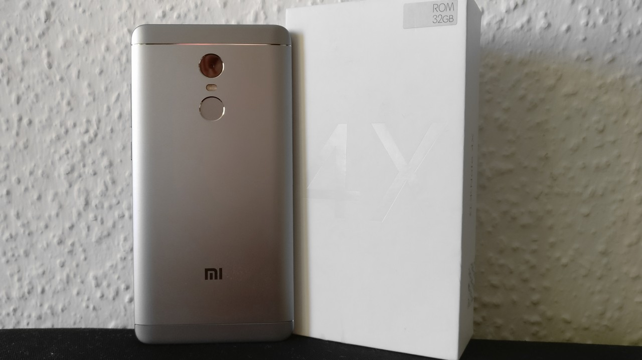 Xiaomi Redmi Note 4X Test