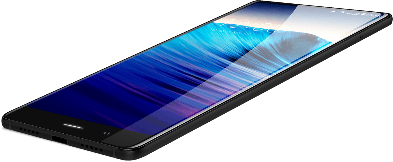 umidigi-crystal Liste der Tri-Bezel-Less und Full-View China Handys