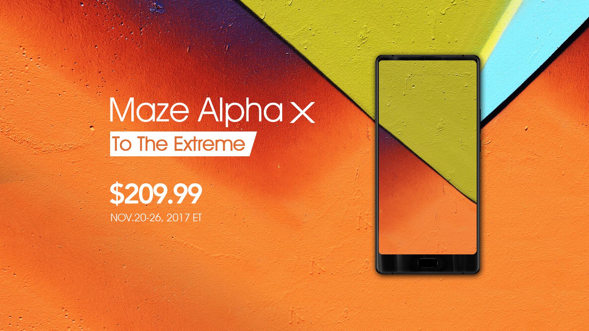 maze alpha x kaufen spezifikationen details