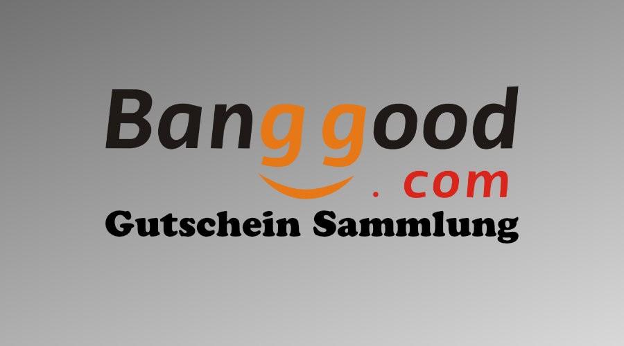 BangGood Gutscheine