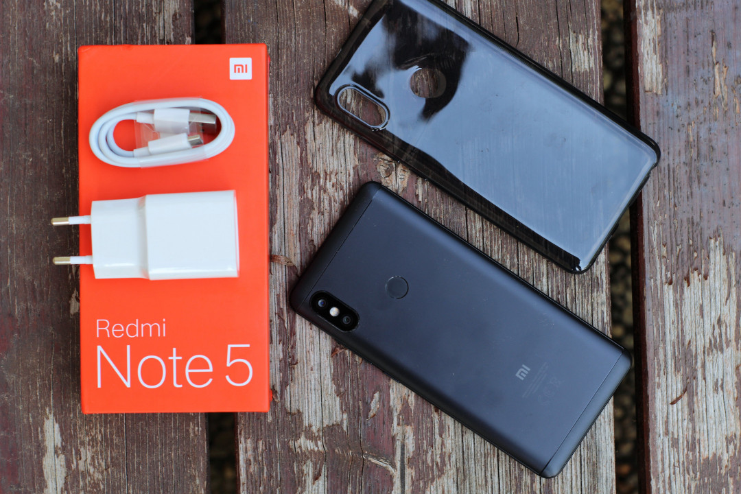 Xiaomi Redmi Note 5 Global Test