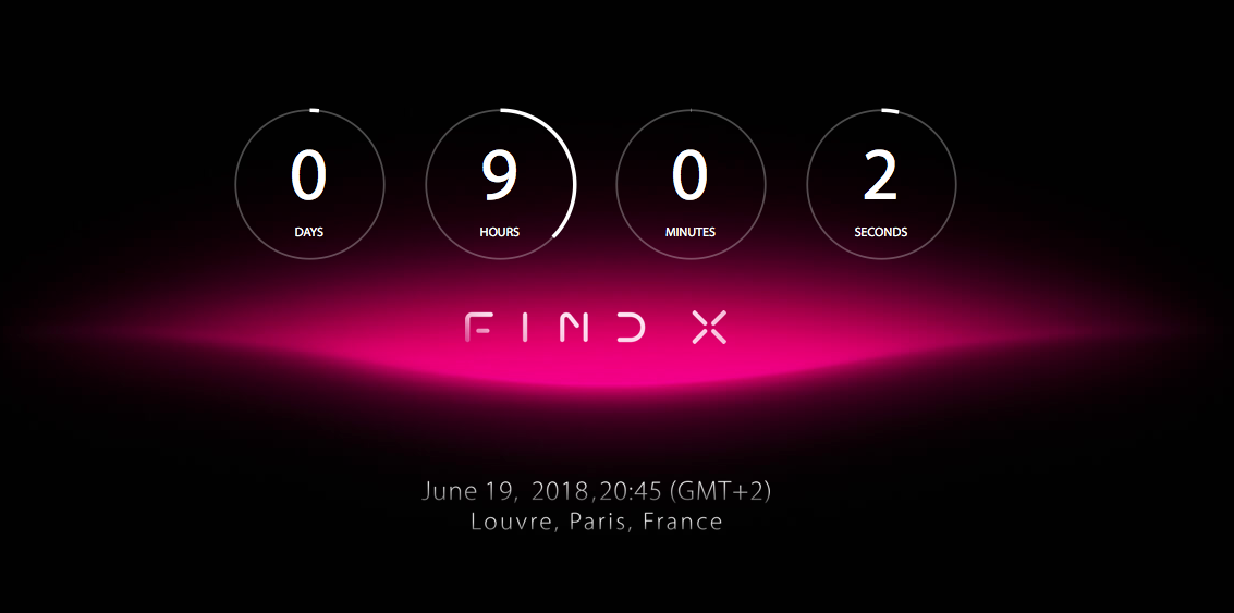 oppo-find-x-countdown