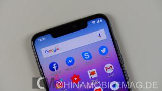 UmiDigi Z2 Display