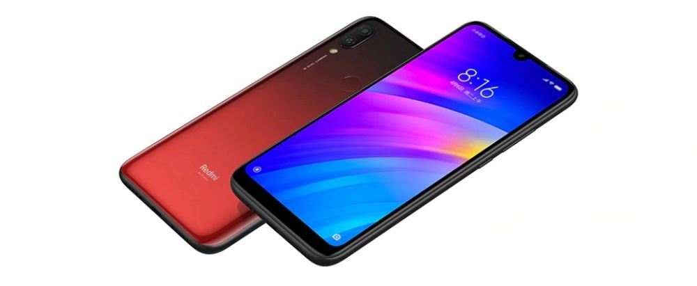 Exklusiv: Redmi 7 Global Gutschein