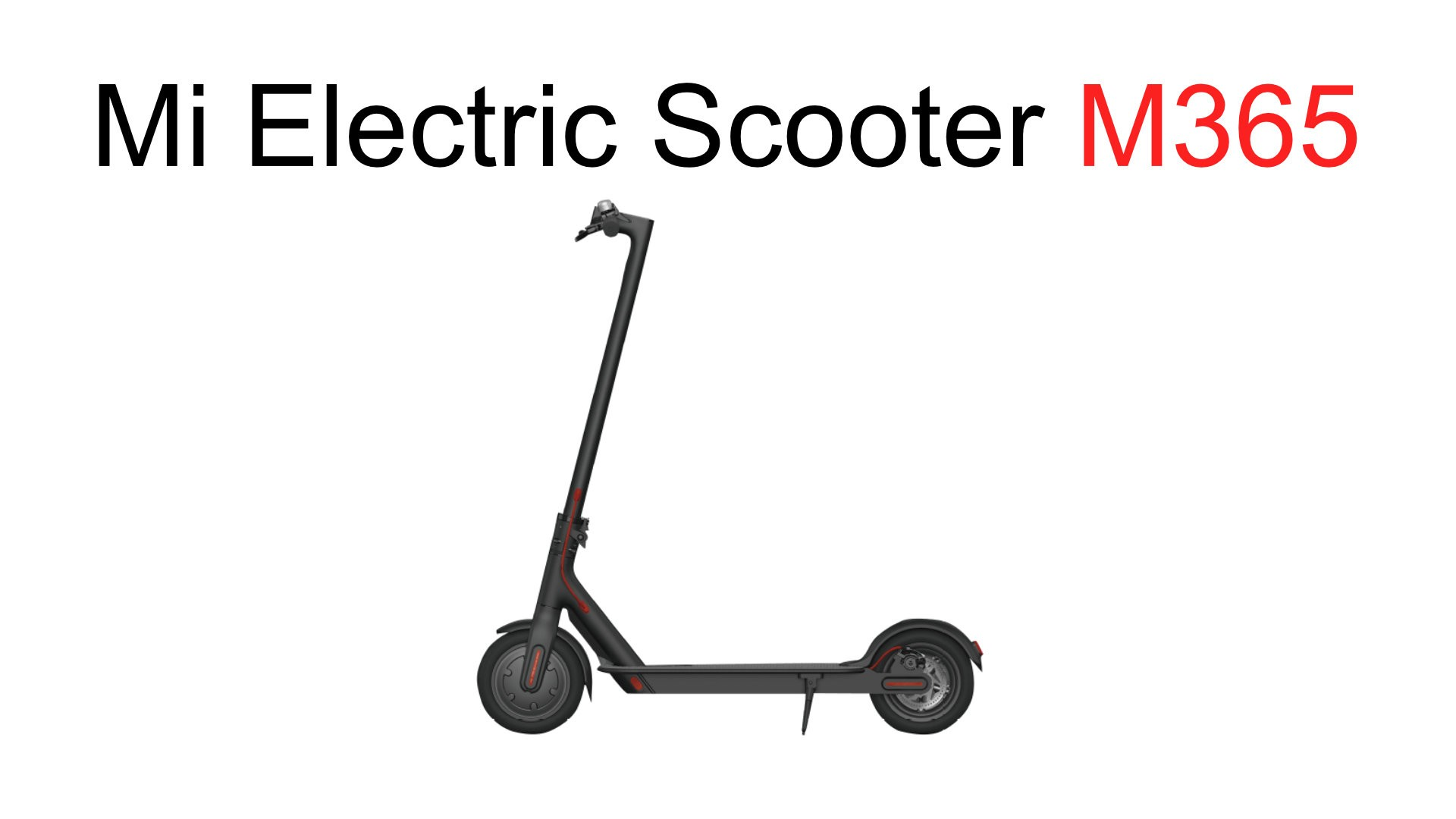 Mi Electric Scooter M365 Ruckruf Aktion
