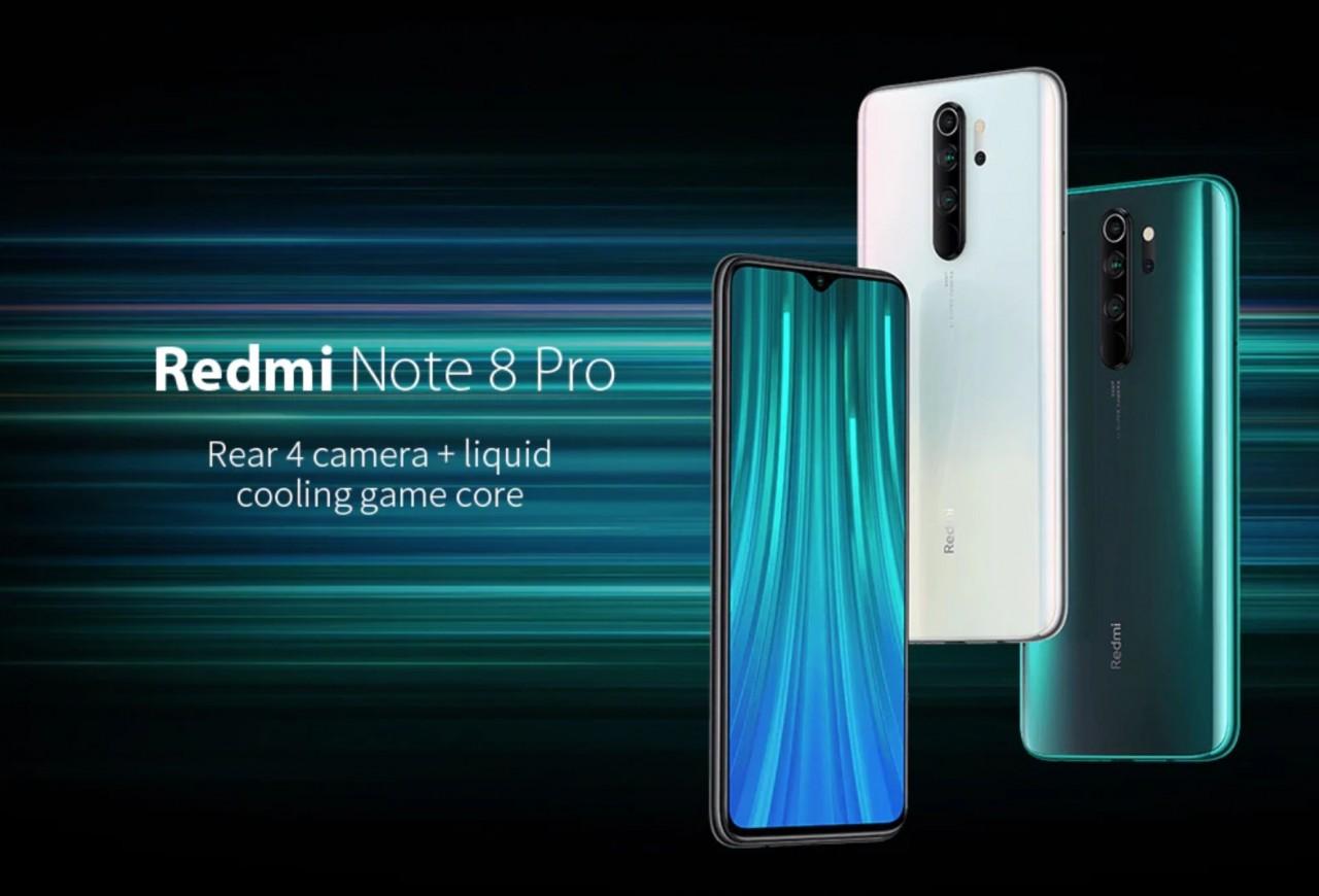 Reseller starten Redmi Note 8 Pro Verkauf