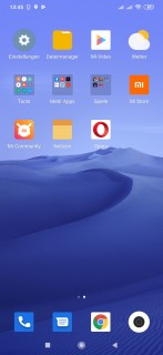 xiaomi mi note 10 lite software