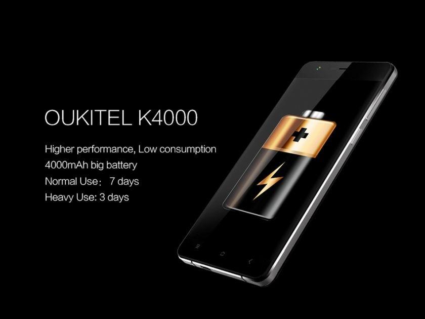 Auch oukitel arbeitet bekanntlich derzeit an einem smartphone mit