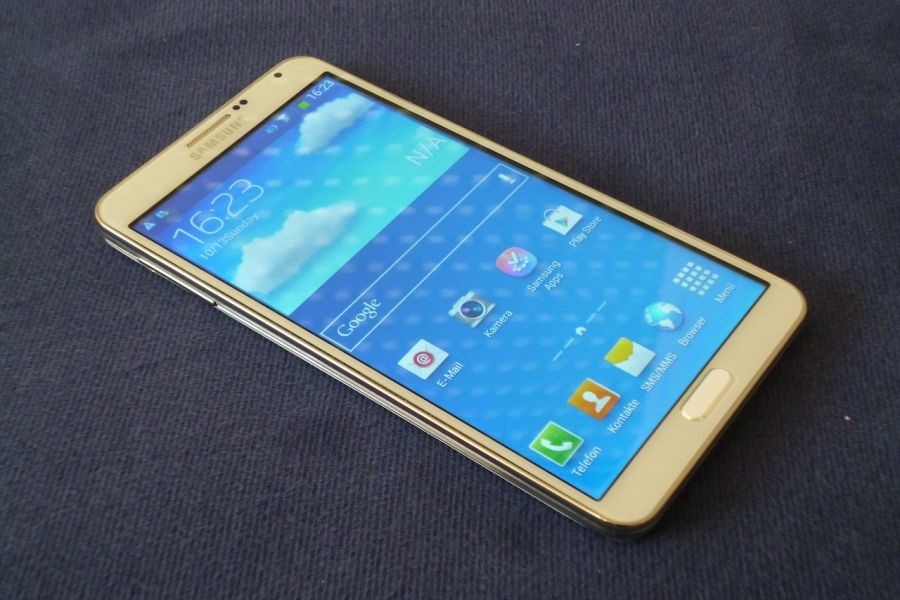 HDC Galaxy Note 3 N9000 Review / Testbericht