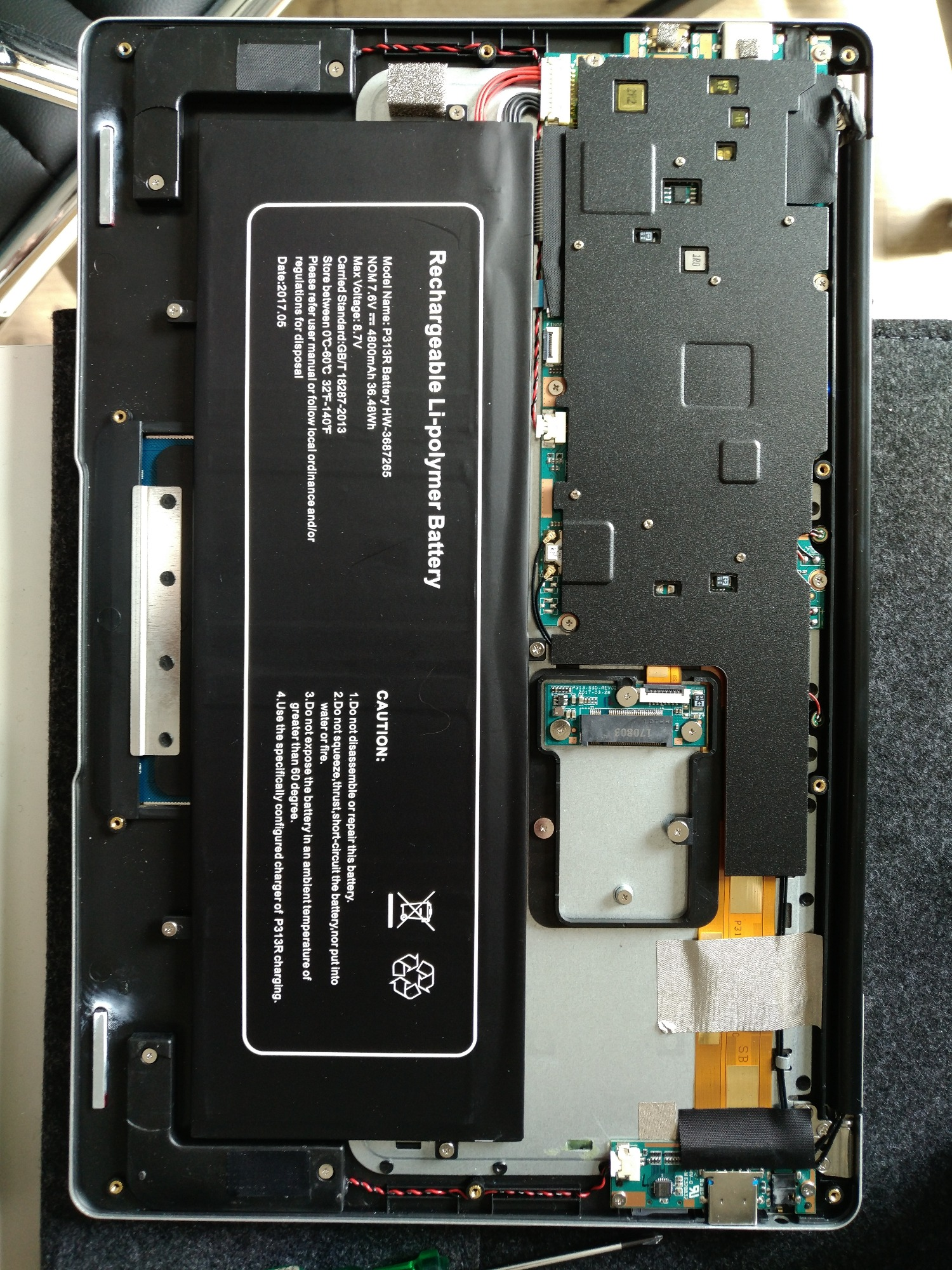 IMG_20170716_163229 EZBOOK 3 m.2 SSD - ChinaMobileMag Forum